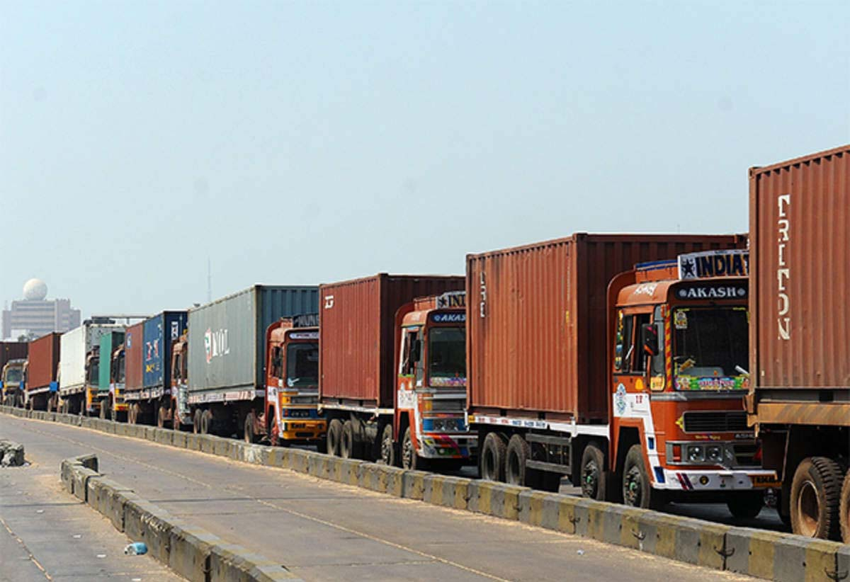 Indian logistics growth